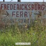 Fredericksburg Ferry