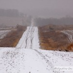 Snowy Backroads