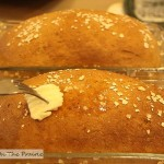 Oatmeal and Molasses Bread