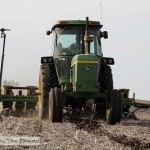 Field Corn Planting Time