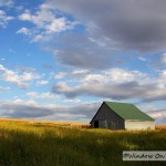Barn On The Prairie