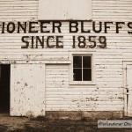 Pioneer Bluffs