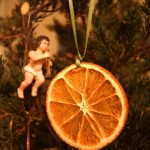 Dried Orange Slice Ornaments